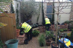 Intimate Townhouse Garden-6