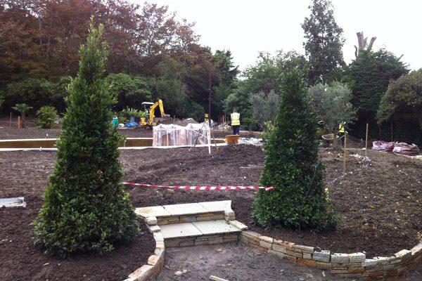 Large Contemporary Garden-4