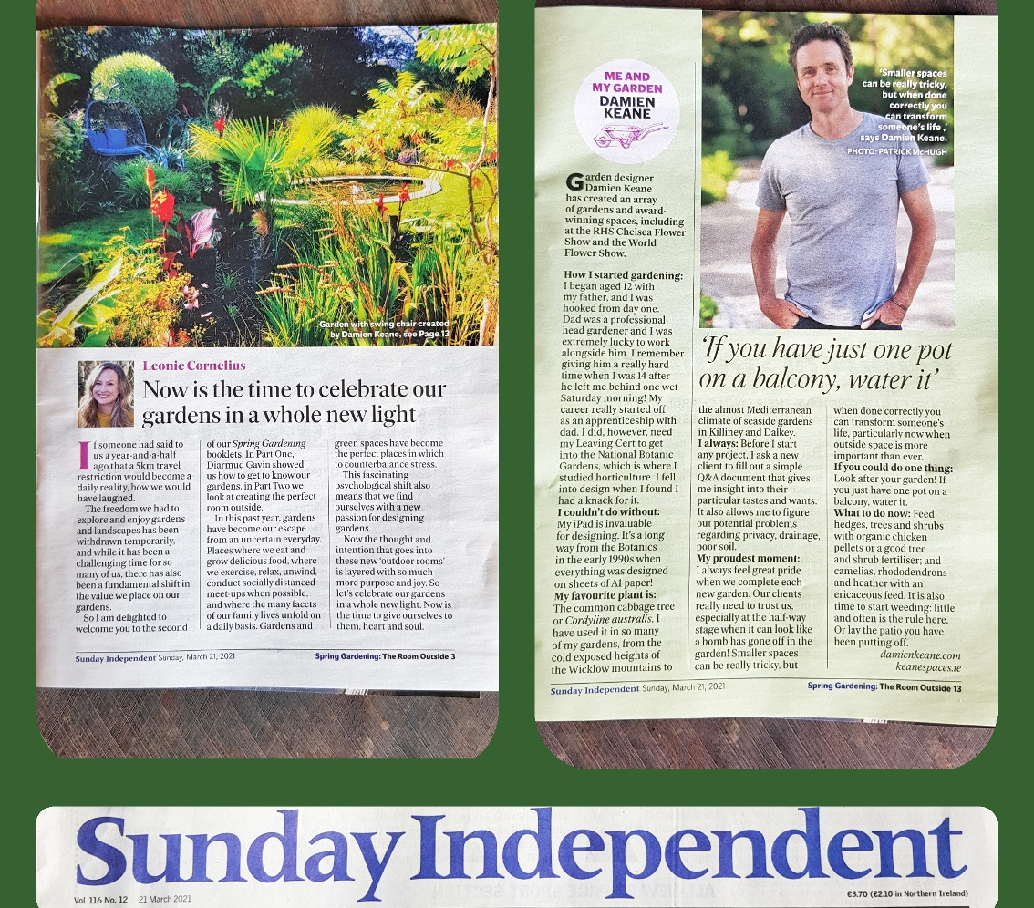 Sunday Independant Review